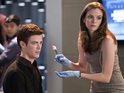 Barry fights a new villain and his body's own frailties as The Flash continues.