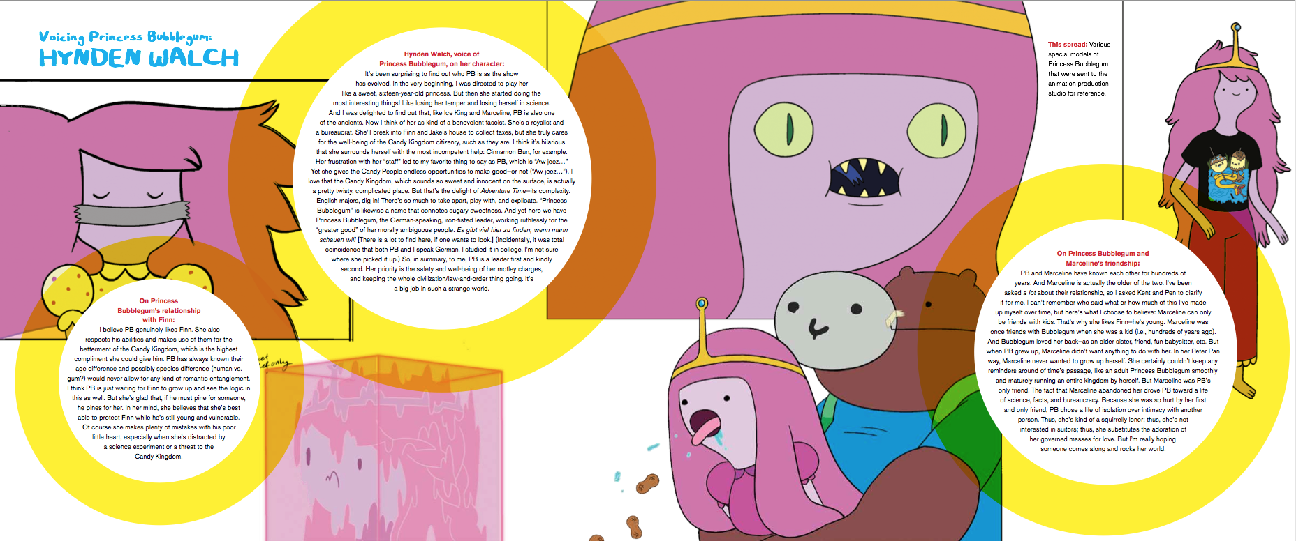 Adventure Time Origins Revealed In The Art Of Ooo Preview