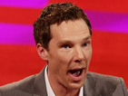 Benedict Cumberbatch coy on Star Wars: 'I shouldn't be saying this'