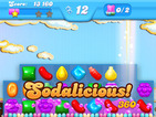 Candy Crush Soda Saga could quench the thirst of puzzle addicts worldwide.
