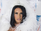 "Katie Price on her favourite reads: ""No book's ever made me cry"""