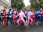You can now get a full body Power Rangers tattoo for £10,000. Really.