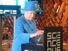 Queen Elizabeth sends her first ever tweet, signed Elizabeth R