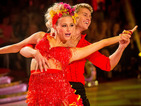 Pixie Lott and Trent Whiddon top the Strictly Week 5 leaderboard