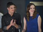 The Flash's Robbie Amell: 'I want my own Arrow crossover'