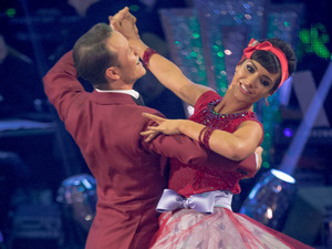 Strictly Come Dancing, Frankie Bridge and Kevin Clifton