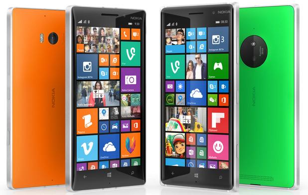 le meilleur nokia lumia 2015