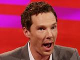 Benedict Cumberbatch on Graham Norton Show
