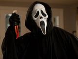 The Scream ghostface mask
