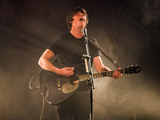 Jake Bugg performs on stage for Mencap's Little Noise Sessions at the Union Chapel