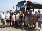 The Coach Trip 2014 couples