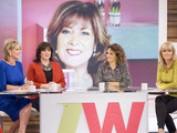 Ruth Langsford, Coleen Nolan, Nadia Sawalha and Jane Moore pay tribute to Lynda Bellingham on Loose Women