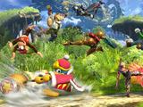 Super Smash Bros for Wii U includes 8-player mode