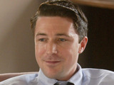 Aiden Gillen as Tommy Carcetti in The Wire