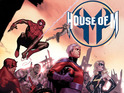 The latest in a string of mystery teasers promises the return of House of M.