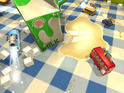Codemasters reveals a top-down racing game in the spirit of its Micro Machines games.