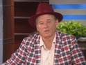 Bill Murray on The Ellen DeGeneres Show