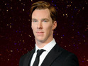 Benedict Cumberbatch waxwork at Madame Tussauds