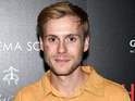 Zachary Booth will play Mena Suvari's brother in the supernatural thriller.