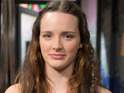 Airlie Dodd will play 'spooky' newcomer Rain Taylor.