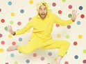 George has launched Pudsey onesies and pyjamas to support this year's fundraiser.