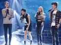 The X Factor group will release their debut single in the summer.