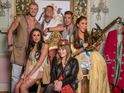 We join the Geordie Shore cast for a Royal Banquet and talk about the new series.