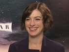 Watch Anne Hathaway's impression of Matthew McConaughey