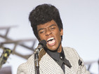 The Get on Up star takes us through his transformation into a music icon.