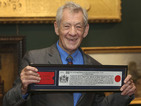 Sir Ian McKellen gets Freedom of London for work on gay rights