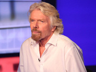 Richard Branson reacts to Virgin Galactic SpaceShipTwo crash