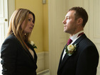 Rob's wedding day drama comes to a head in tonight's episodes.
