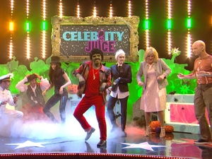 The Celebrity Juice Halloween special