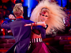 Strictly Come Dancing, Pixie Lott and Trent Whiddon