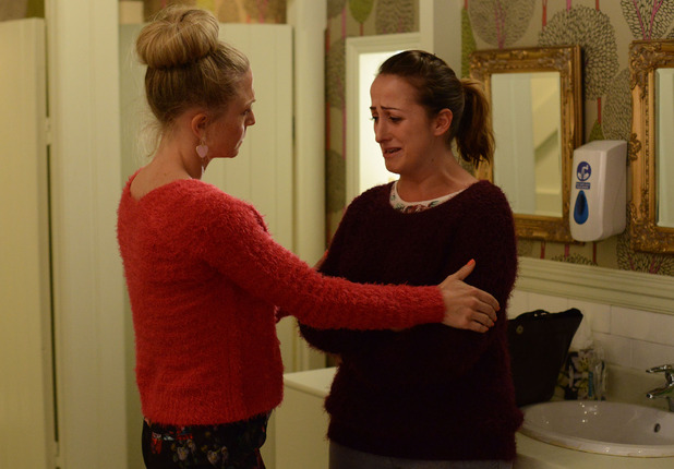 Sonia tells Linda that Martin isn't interested in her anymore