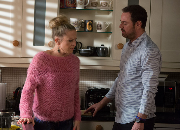 Linda tells Mick that she doesn't want another baby