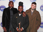Young Fathers for Edinburgh Hogmanay