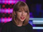 Watch Taylor Swift as The Voice US adviser