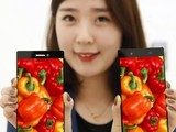 LG prototype phone has bezels thinner than a credit card