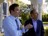 Jimmy Fallon and Jerry Seinfeld in Comedians in Cars Getting Coffee
