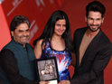 It's the first time that a Hindi film has taken the top prize at the Rome Film Festival.