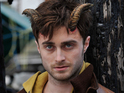 Daniel Radcliffe is miscast in a tonally muddled dark fantasy.