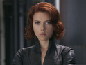 Scarlett Johansson says she would be interested in a series of Black Widow movies.