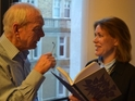 Cerys Matthews plays Mrs Cherry Owen with John Humphrys as her husband in Under Milk Wood.
