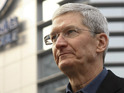 "Apple boss says he came out because he wants to ""bring comfort to anyone who feels alone""."