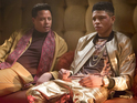 Terrence Howard & Bryshere Gray in Empire