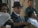 James Spader as Raymond The Blacklist S02E05: 'The Front'