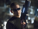 Wentworth Miller as Leonard Snart in The Flash S01E04: 'Going Rogue'