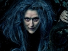 Meryl Streep's Wicked Witch sings in new Into the Woods clip