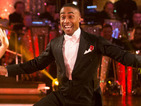Strictly Come Dancing's Simon Webbe: 'It wasn't very nice at the beginning'